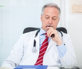 Medical professor Stock Photo 05