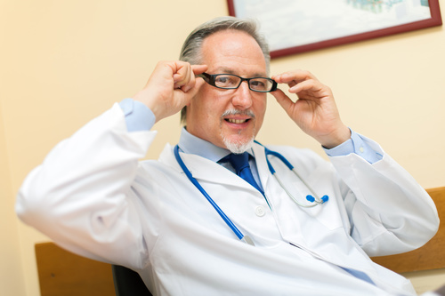 Medical professor Stock Photo 06