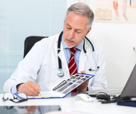 Medical professor Stock Photo 07