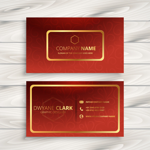 Orange red business card template creative vector free download orange red business card template creative vector fbccfo Choice Image