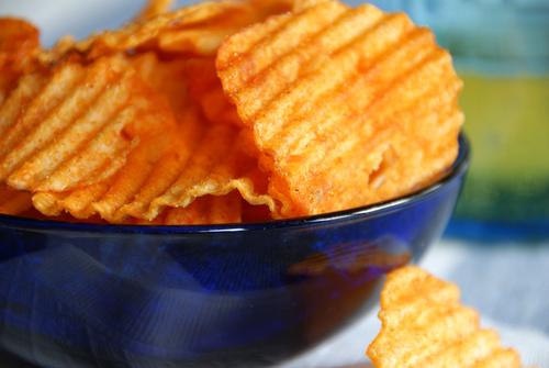 Potato chips Stock Photo 01