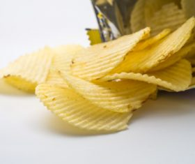 Potato chips Stock Photo 03