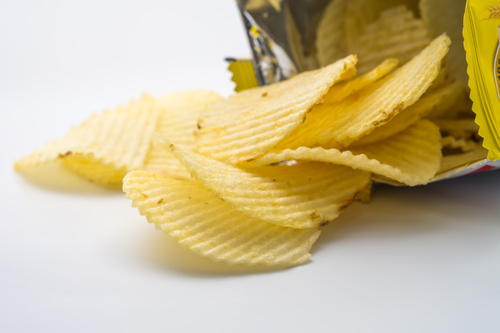 Potato chips Stock Photo 03