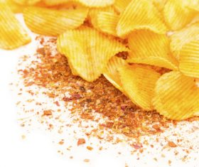 Potato chips Stock Photo 04