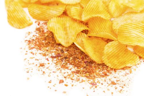 Potato chips Stock Photo 04