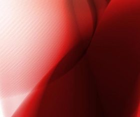 Red abstract wavy background art vector 03