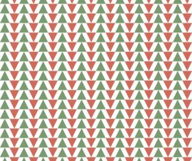Red with green shapes patterns seamless vectors 03