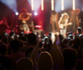 Rock concert Stock Photo 01