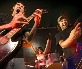 Rock concert Stock Photo 02