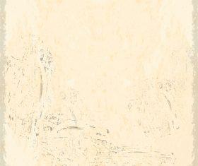 Vintage old texture background vector 06