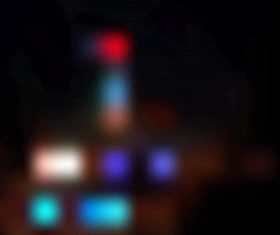 blurred textured background design vector 20