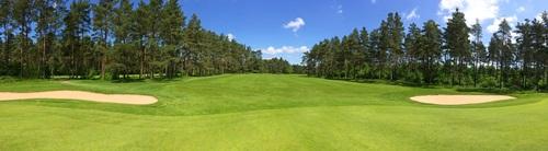 golf course Stock Photo 03