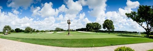 golf course Stock Photo 06