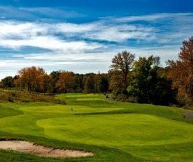 golf course Stock Photo 09