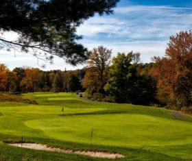 golf course Stock Photo 10