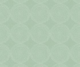 round seamless pattern hand drawn vector 02