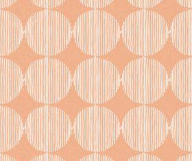 round seamless pattern hand drawn vector 03