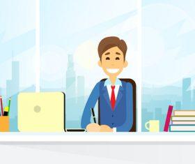 Creative business templates vectors design 01