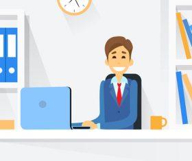 Creative business templates vectors design 02
