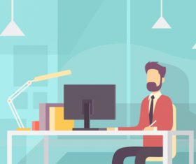 Creative business templates vectors design 04
