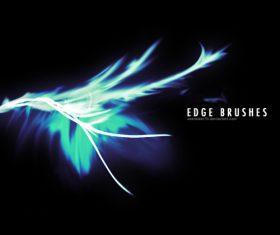 Edge Photoshop Brushes