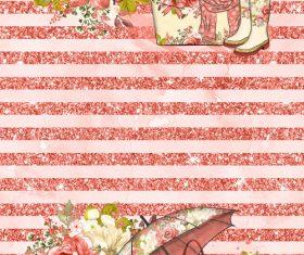 Fall Fashion digital paper Stock Photo 10