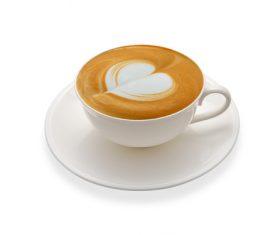 Latte Art – Perfect Coffee Stock Photo 01