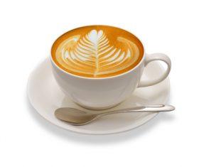 Latte Art – Perfect Coffee Stock Photo 02