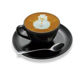 Latte Art – Perfect Coffee Stock Photo 07