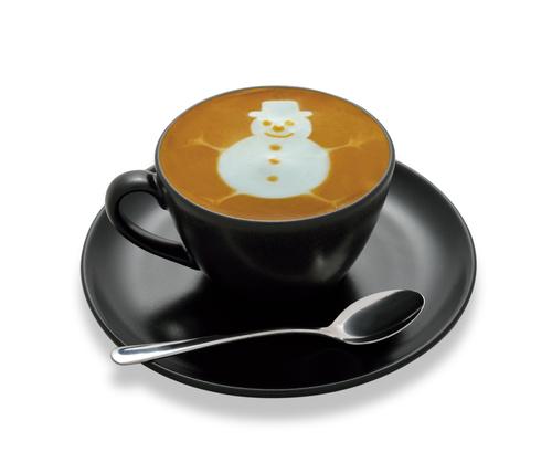 Latte Art   Perfect Coffee Stock Photo 07