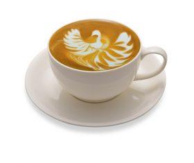 Latte Art – Perfect Coffee Stock Photo 10