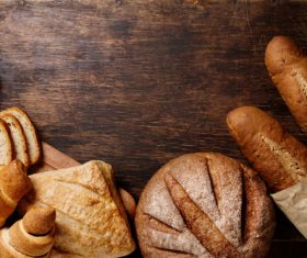 Stock Photo Different kinds of bread 05