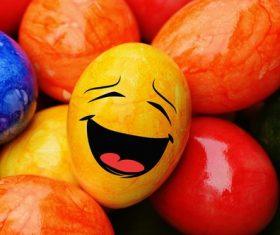Stock Photo Fun Easter Egg 02