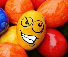 Stock Photo Fun Easter Egg 03
