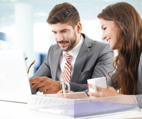 Stock Photo Office business teamwork 02