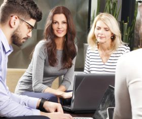 Stock Photo Office business teamwork 03