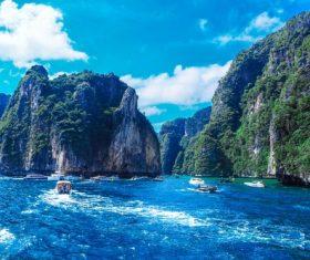 Stock Photo Phuket Thailand landscape