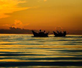 catch fish Stock Photo