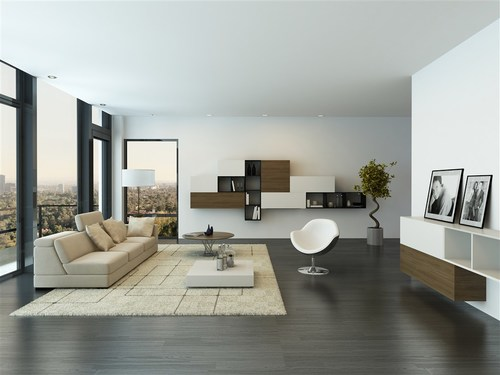 Living Room Decoration Renderings