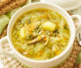 pumpkin soup Stock Photo 05