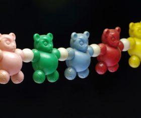 Babys toy rattle Stock Photo 04