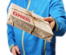 Logistics mail Stock Photo 01