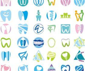 Love teeth vector