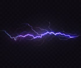 Night sky lightning background vectors 02