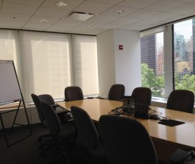 Simple style meeting room Stock Photo 01