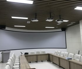 Simple style meeting room Stock Photo 10