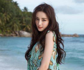 Stock Photo Fascinating Asian girl