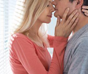 Stock Photo Intimate couples