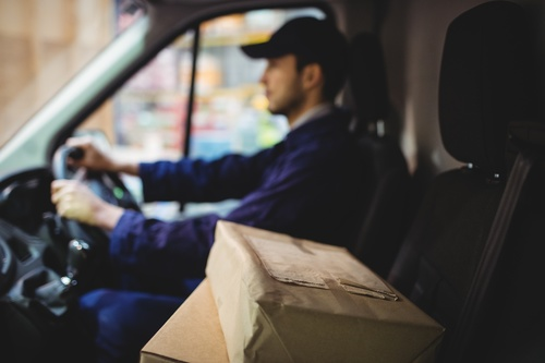Stock Photo Logistics mail delivery 02