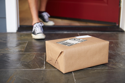 Stock Photo Logistics mail delivery 03